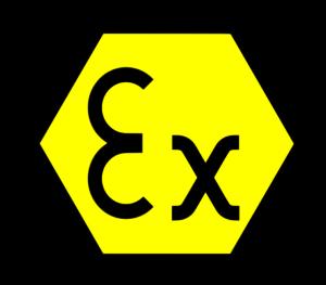 Gecertificeerd conform: 2014/34/EU (ATEX 114)